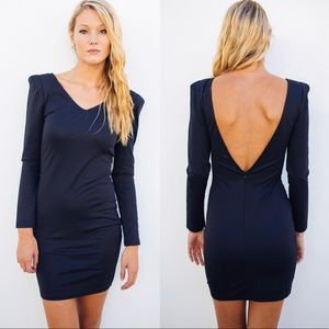 Beautiful open Back dress 🖤